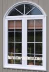 Jendela Rumah Cat Duco