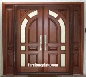 Model Pintu Utama Minimalis