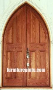 Pintu Masjid Minimalis