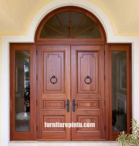 Pintu Utama Minimalis Modern