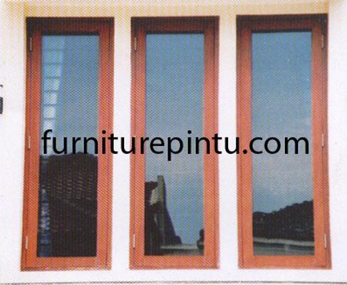 Kusen Jendela Minimalis 3 Kaca Furniture Pintu