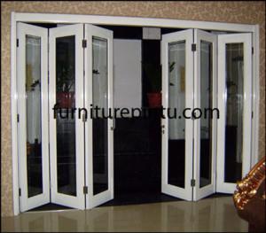 Kusen Pintu 6 Kaca