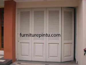 Pintu Garasi Cat Duco