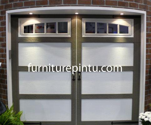 Pintu Garasi Minimalis Elegan