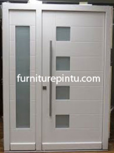 Pintu Kaca Duco Minimalis