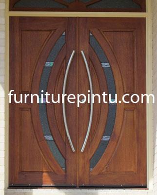 Pintu Kaca Modern