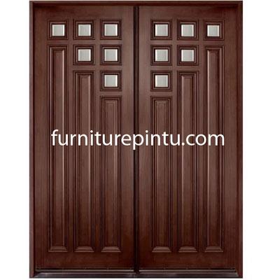 Pintu Minimalis 2 Sisi
