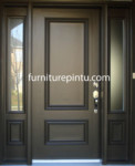 Pintu Minimalis Elegan Mewah