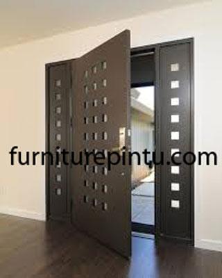 Pintu Rumah Satu Daun
