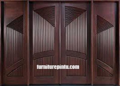 Kusen Pintu Jendela Minimalis Salur