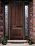Daun Pintu Minimalis Classic