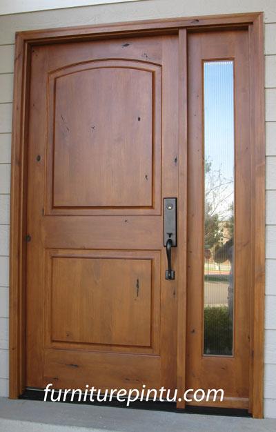 Daun Pintu Minimalis Classic II