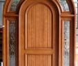 Daun Pintu Minimalis Lengkung