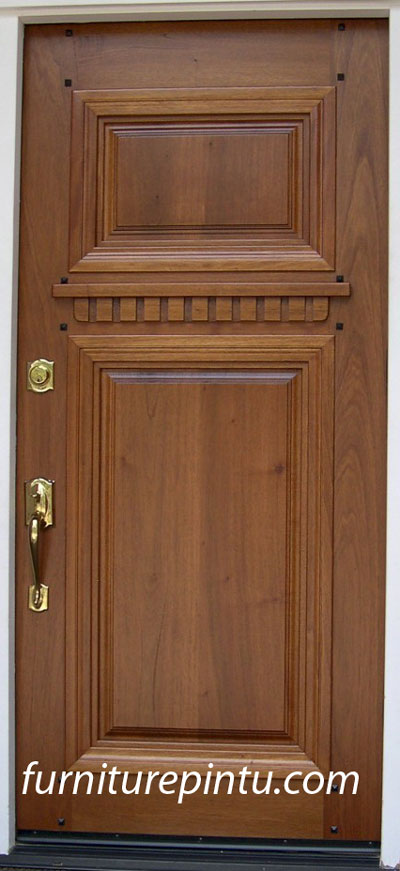 Pintu Minimalis Eropa