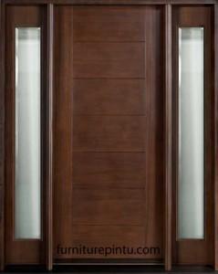 Daun Minimalis Pintu Utama