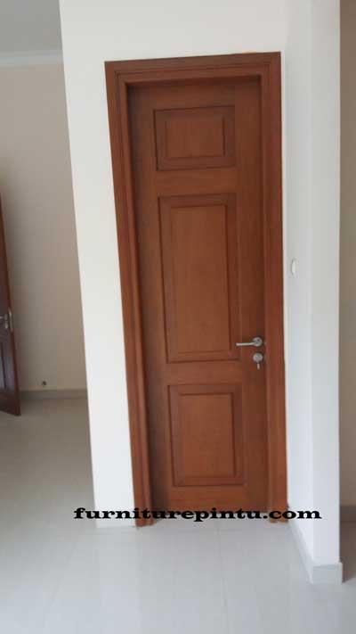 Kusen Pintu Minimalis Order Bapak Made Pasar Rebo