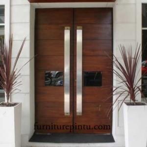 Pintu Kupu Tarung Minimalis Terbaru Furniture Pintu