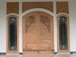 Pintu Masjid Ukir Jepara