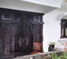 Gebyok Antik Rumah Modern